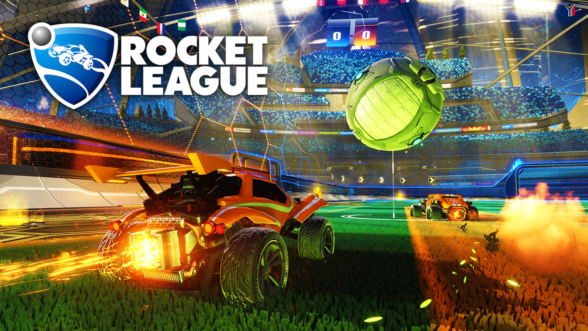 <PWC> ROCKET LEAGUE
